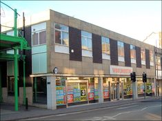 good old Woolworth - this branch in Longton, Stoke-on-Trent, Staffordshire, UK