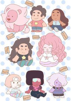 Gem plush toys. Steven universe: