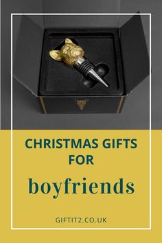 Looking for a Christmas present for your boyfriend? Just take a look at our latest gift ideas for men. Whether you are looking for an affordable stocking stuffer for a coworker or wish to find a thoughtful gift for your boyfriend, our curated collection of stocking gift ideas will give you lots of present inspiration. #giftit2 Best Presents For Men, Unique Gifts For Him, Funny Presents, Presents For Friends, Quirky Gifts, Practical Gifts, Unusual Gifts, Gifts For Dad, Christmas Present For Your Boyfriend