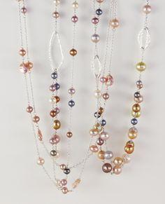 Confetti Pearl Collection - Biba Design Jewelry