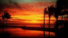 You can not beat a #CaboSunrise #eventdesignbymariannaidirin #cabosanlucas #destinationwedding #perfectplace #beach #beauty #wedding www.mariannaidirin.com