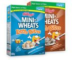 Save $1.00 - Mini-Wheats Little Bites* Printable and by Mail Coupon.  Free Canadian Grocery coupons at www.websaver.ca