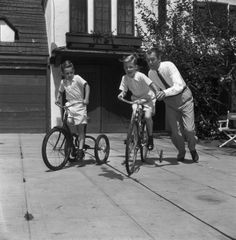 Jimmy Stewart and his Sons...