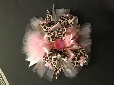 Over the top hairbow