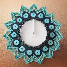 Tea light candle holder - 3 Add unique touch to your home decor with the collection of our gorgeous tea light holders.  Great as wedding favours and makes for a charming house warming gift! Get in touch through DM for colour customisation and small/bulk order enquiry. #quilling #paperquilling #paperquillingart #quillingart #papercraft #paperart #paperartist #quillingartist #handmade #handmadegifts #candleholder #tealightholder #homedecor #homedecoration #homedecorideas #floral #design #ideas…