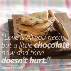 Food quotes to live by!