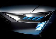 Matrix-Scheinwerfer für eine Nacht, Massagesitze für die Autobahnfahrt - Audi-Chef Rupert Stadler hat in einem Interview über künftige…