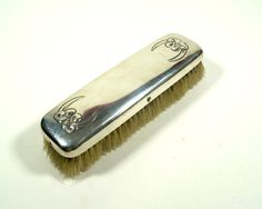 Vintage Clothes BrushAntique BrushVintage by DKVINTAGEGALLERY