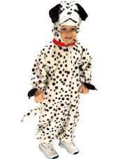 Toddler Boys Dalmation Costume-Party City