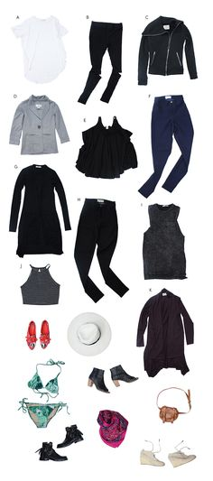Capsule Wardrobes: How to give your closet a minimalist makeover