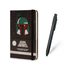 Star Wars weekly diary + click ball pen
