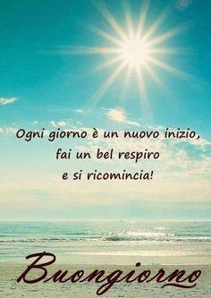 Immagini Buongiorno Estate al mare (13) - FotoWhatsapp.it Good Morning Gif, Positivity, Movie Posters, Gifs, Artsy, Beautiful, Messages, Photos, Good Morning