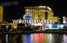 Wake Up in Vegas