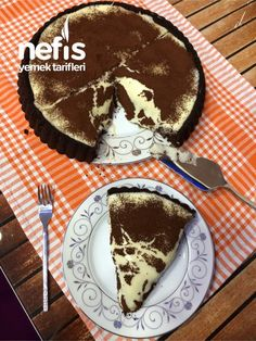 Food Art, Tiramisu, Tart, Deserts, Dessert Recipes, Food And Drink, Make It Yourself, Ethnic Recipes, Check