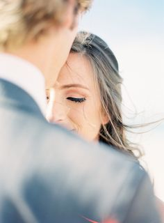 a kiss on the forehead... | margaret river wedding photography
