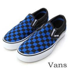 blue checkerboard shoes 2 ac5bcc211
