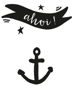 Ahoi! Maritimes Shirt und Freebie Plotterdatei :: Goldmarie