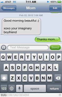 Haha, something my mom would send me.