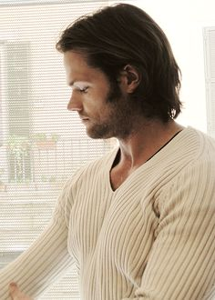 Jared - liking the jumper!