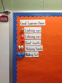 mr potato head classroom rules - Google Search