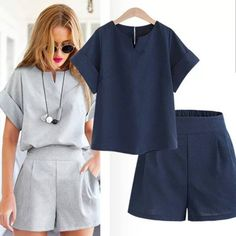 Women's Summer Fashion, Look Fashion, Fashion Outfits, Fashion Vest, Summer Fashions, Female Fashion, Cheap Fashion, Street Fashion, Summer Outfits
