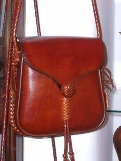 leather bag, shoulder bag leather bag leather handmade