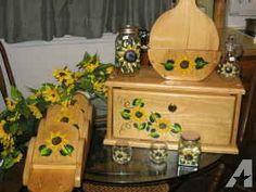 Pin by Deanna Hilbert on Sunflowers | Kitchen, Sunflower kitchen
