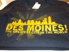 Des Moines really is the greatest city in the world.
