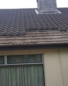 Roofing Repairs Cork Tiles Replaced
