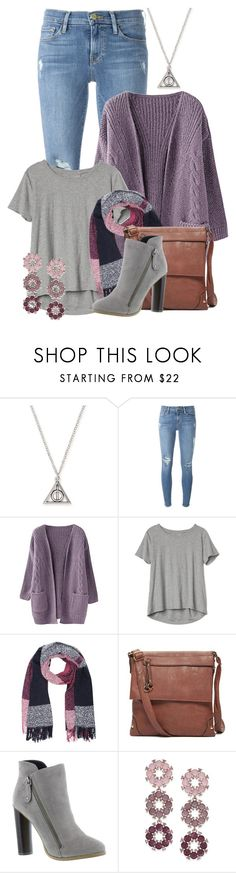 """12.27.2017"" by charlizard ❤ liked on Polyvore featuring Alex and Ani, Frame, Gap, M&Co, Michael Antonio and INC International Concepts"