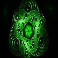 """Mensajes de la Luz – De mi Ser Superior """"relajaros.. color verde para ese propósito """" Mike Quinsey"""