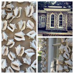 Charleston | Ashley Hall - Shell House