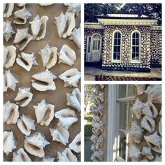 Charleston   Ashley Hall - Shell House