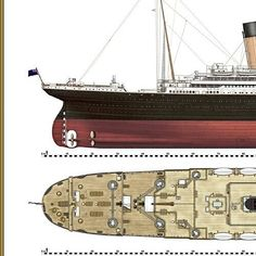 Rms Titanic, Titanic Model, Titanic Ship, Ghost Ship, Beautiful Architecture, Boat, Structural Engineer, Instagram, Sketch