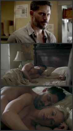 Alcide and Sookie - True Blood Season 7 - True To The End