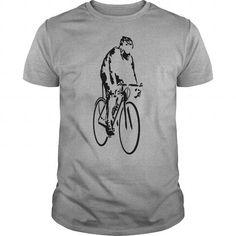 i love heart trials bike riding t-shirt