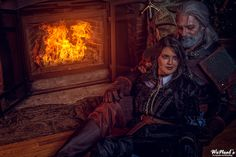 This 'Witcher 3' Cosplay Group Was Ambitious As Hell