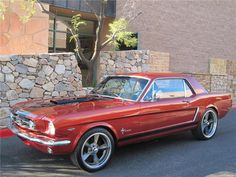 '65 Ford Mustang