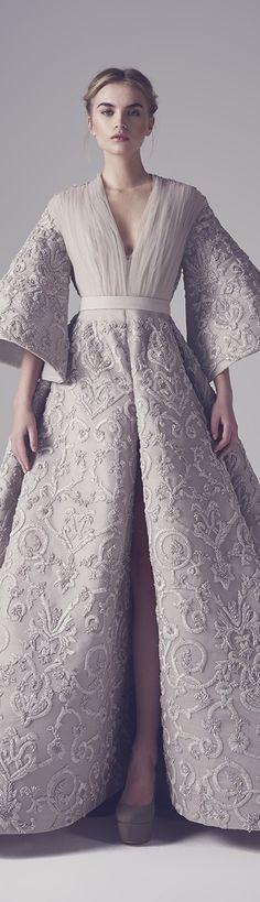 Ashi Studio Couture, the Warrior Princess Collection - Spring Summer 2016 Fashion Moda, High Fashion, Couture Fashion, Runway Fashion, Elegant Dresses, Beautiful Dresses, Ashi Studio, Dream Dress, Marie