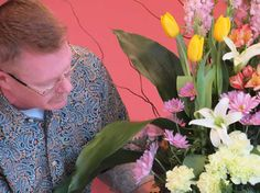 Learn the art of floral design & flower arranging with hands-on workshops and demonstrations. Classes include traditional and modern styles of floral art. Flower Arranging Courses, Floral Design Classes, Flower Arrangements, Plant Leaves, Education, Garden, Flowers, Plants, Style