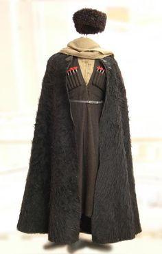 Georgian costum. Грузинский национальный костюм.