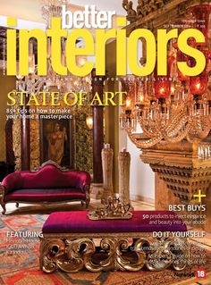 Better Interiors September 2014 edition - Read the digital edition by Magzter on your iPad, iPhone, Android, Tablet Devices, Windows 8, PC, Mac and the Web.
