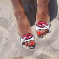 smokin' shoes