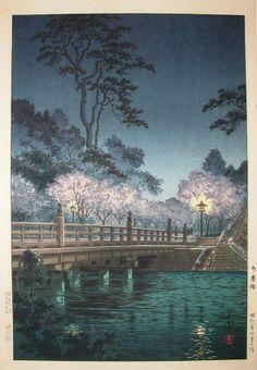Ronin Gallery: Benkei Bridge