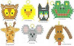 Animal Seed Bead Patterns