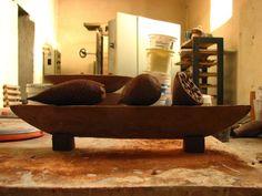 baśka trzybulska ceramika: suche suszki