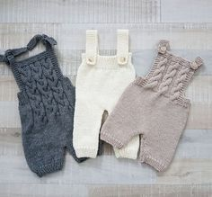 This item is unavailable - Babykleidung Knitting For Kids, Baby Knitting, Crochet Baby, Knitted Baby Clothes, Knitted Romper, Baby Outfits, Fireman Outfit, Baby Boy Suspenders, Toddler Photo Props