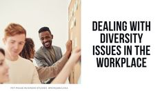 Header image for How to Deal with Diversity Issues in the Workplace, with photo of a young, diverse, dynamic, inclusive workforce. Co-workers from different ethnicities and backgrounds working together | A truly inclusive workforce learns to break down prejudices and embrace each other's uniqueness. To achieve inclusivity, businesses must address diversity issues in the workplace · Grade 12 Business Studies with Nonjabulo Tshabalala, Qualified South African Business Studies teacher. NSC… Past Exam Papers, Past Exams, Business Studies, Header Image, Study Notes, Diversity, Workplace, Backgrounds, Teacher