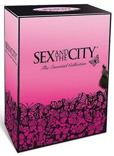 Every home needs a Sex and the City box set for girly nights!