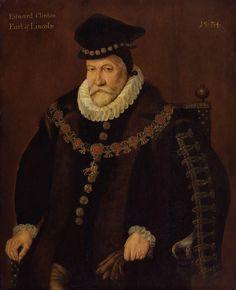 Edward Fiennes de Clinton, 1st Earl of Lincoln
